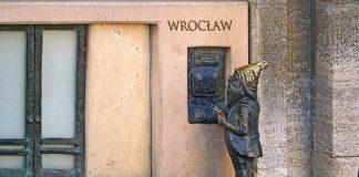 wrocław - krasnal