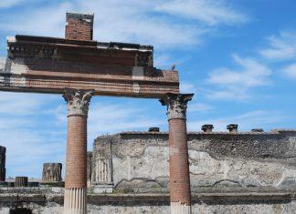 pompeje - zwiedzanie